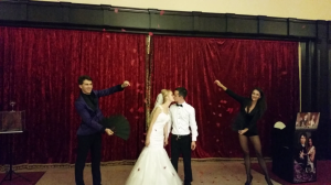magician la nunta